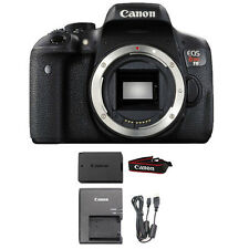 Canon EOS Rebel T6 Digital SLR Camera Wi-Fi Enabled (Body Only)