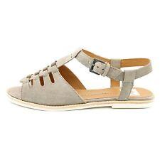 Women's  Dolce Vita Nanette Huarache Sandal   Grey  Size: 8.5