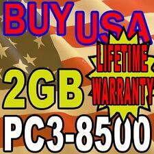 2GB Inspiron i1545-012B Latitude E4200 E4300 XT2 Tablet LAPTOP SODIMM Memory RAM