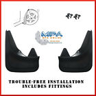 FRONT/REAR MUDFLAPS FOR VAUXHALL VECTRA CORSA ASTRA INSIGNIA - UNIVERSAL FIT