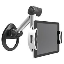 IPAD 4 3 2 AIR MINI UNIVERSAL TABLET UNDER CABINET WALL DESK MOUNT TILT SWIVEL