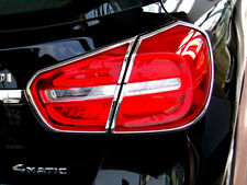 Mercedes Chrome Tail lamp surrounds Mercedes GLA X156 ALL GLA MODELS