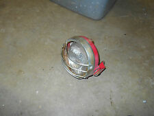kawasaki klt250 prairie 250 head light lamp assembly lens 1982 1983 1985 1984