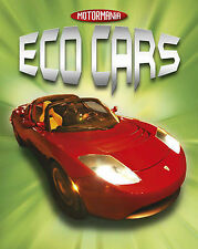 Motormania: Eco Cars, Worms, Penny, Good Condition Book, ISBN 0749694866