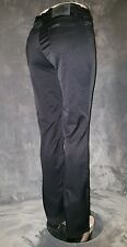 Harley Davidson Stretch Cotton Nylon Shiny Pants Jeans Bootcut 98242-05VW 8 REG