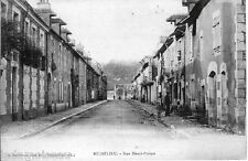 Ancienne carte postale, RICHELIEU, Rue Henri Proust, écrite au revers.