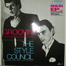 "LP 12"" THE STYLE COUNCIL - GROOVIN´ - UK,NM,Maxi  Polydor 821 921-1"