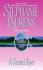 A Secret Love (Cynster Novels) Laurens, Stephanie Mass Market Paperback