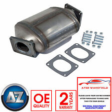 BMW 5 SERIES E60 E61 530D 2003-2010 DIESEL PARTICULATE FILTER DPF + FITTING KIT