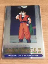 Carte Dragon Ball Z DBZ Hero Collection Part 3 #PC-20 Platina 1995 MADE IN JAPAN