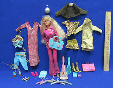 Dancing Party Disco Barbie Doll with Clothes & Accessories