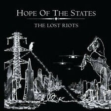 HOPE OF THE STATES - The lost riots - CD