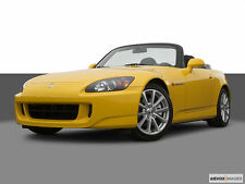 Honda: S2000 Base Convertible 2-Door