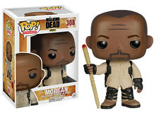 Funko Pop TV: The Walking Dead - Morgan Vinyl Figure Item No. 6511