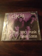 Chelsea - BBC Punk Sessions (2001) NEW SEALED PUNK CD  CAPTAIN OI! CD