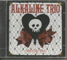 ALKALINE TRIO Mercy Me w/ UNRELEASED & ACOUSTIC & VIDEO UK CD Single SEALED 2005