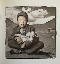 "Phil Borges Limited Edition Large Photograph - ""Dawa"" Tibetan Portrait Series"
