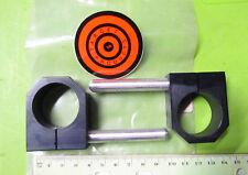 Target Vintage NOS Black 32 mm Front Fork Stops 2 count  # 1