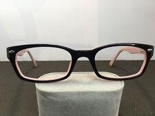 Ray Ban RB 5150 5024 Black/Pink 50mm Frames Eyeglasses RX Flex Hinge M36
