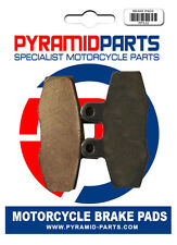 KTM GS 350 1988 Rear Brake Pads