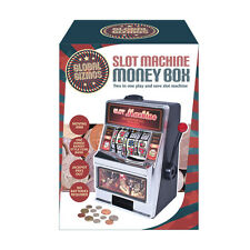 Table Top Slot Machine Home Casino Game Gambling Chip Party Fun Win Spin