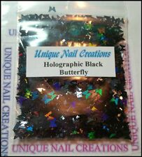 *New Colors Added!! *BUTTERFLY~ Solvent Resistant~Nail Art~ USA