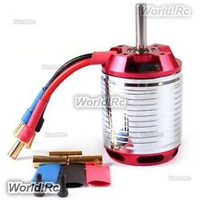 Gartt 1220KV Brushless Motor Red For Trex 550 600 RC Helicopter