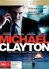 Michael Clayton (DVD, 2008), New and sealed, free shiiping