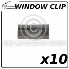 Clips Windscreen Window Clip Peugeot 1007/106/206/306 Part 10431 Pack of 10