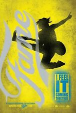 FAME - 2009 - Orig 27x40 Advance movie poster - YELLOW style - KAY PANABAKER