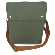 Tourbon Bicycle Rear Seat Bag Bike Pannier Saddle Handbag Cycling Vintage Green