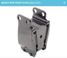 Drag Specialties Dyna Front Motor Mount - 91-15 Harley FXD Engine Isolator 47583