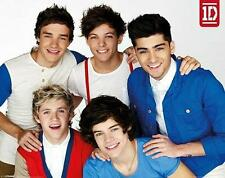 One Direction : Red White & Blue - Mini Poster 40cm x 50cm (new & sealed)