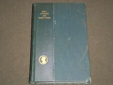 1918 IOWA AUTHORS AND THEIR WORKS BY ALICE MARPLE VOLUME - KD 2562