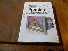 Adobe Premiere Elements PC-CD Rom For Windows XP