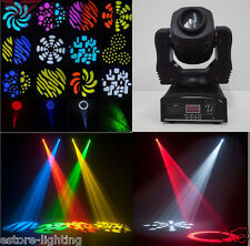 RGBW 4IN1 60W Spot GOBO Beam LED Moving Head Light Dj Set Wedding Party Light