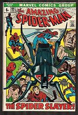 Amazing Spider-Man #105 ~ Pound currency-EURO ~ 1972 (7.5) WH