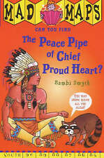 Precious Peace Pipe of Chief Proud Heart (Mad Maps),Bambi Smyth,New Book mon0000