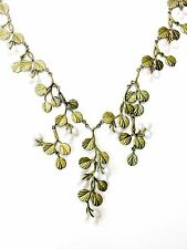 """Strawberry Fields 17"""" Adj. Drop Necklace By Michael Michaud - Ours Exclusively!"""