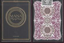 1 DECK Mana Zinfandel playing cards FREE USA SHIPPING!