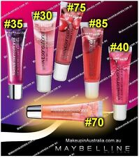 GEMEY MAYBELLINE SHINE SENSATIONAL LIP GLOSS BRILLANT LEVRES 70 Mad About Melon