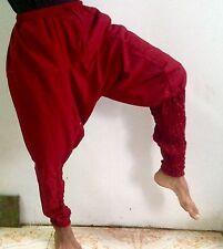 pants harem trousers baggy gypsy aladdin women genie yoga men hmong dance hippy