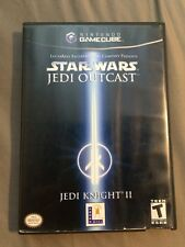 Star Wars: Jedi Knight II -- Jedi Outcast (Nintendo GameCube, 2002)