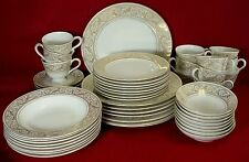 HARMONY HOUSE china RENAISSANCE pattern 52-pc SET SERVICE for EIGHT (8)