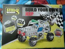 Childs construire votre propre jeep