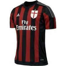 OFFICIAL AC MILAN HOME JERSEY Size MENS LARGE