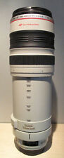 CANON EF 100-400mm 1:4.5-5.6 L IS USM LENS - 100-400 mm f/4.5-5.6L