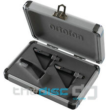 Ortofon Concorde Pro S Twin Pack Cartridge & Stylus Box Set, Technics Stylus