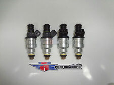 TRE 550cc/min Fuel Injectors Fit Audi Chevy Ford Bosch 1.8T Turbo 2.3L 50lb 52lb