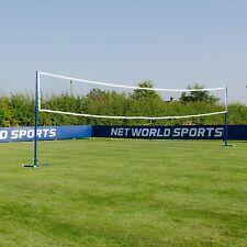 Volleyball Posts - Freestanding (42kg) [Net World Sports]
